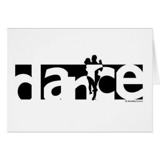 Danse Carte De Vœux
