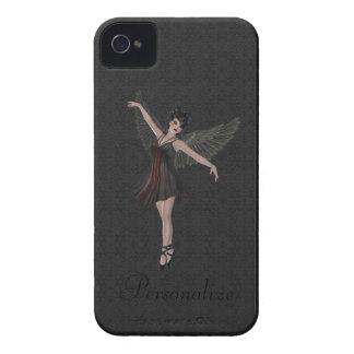 Danse gothique mignonne audacieuse d'ange de étuis iPhone 4