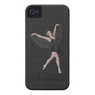 Danse gothique mignonne audacieuse d'ange de coque iPhone 4