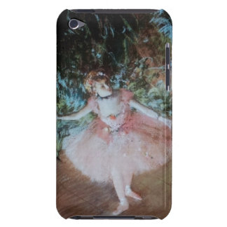 Danseur sur le cas de contact d'iPod d'étape Étui Barely There iPod
