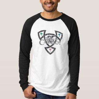 DAoC - der Raglan-T - Shirt der Männer mit Knoten