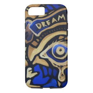 Darkling träumender Augen-Telefon-Kasten iPhone 8/7 Hülle