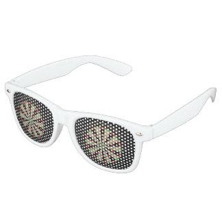 Dartboard-Liebhaber Retro Sonnenbrillen