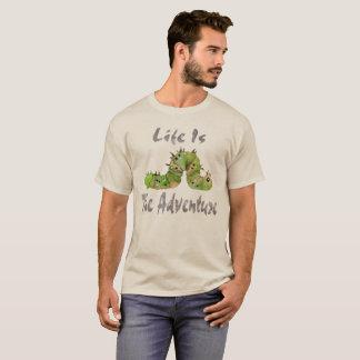 Das Abenteuer-Leben ist das Abenteuer T-Shirt