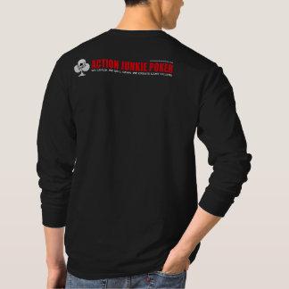 Das AJP der Männer langes Hülsen-Shirt T-Shirt