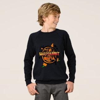 Das amerikanische Sweatshirt der wütende