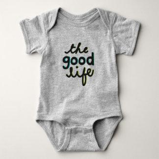Das angenehme Leben Baby Strampler