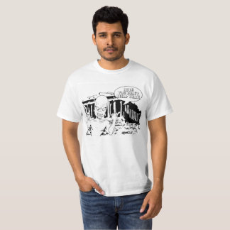 Das arrogante alien T-Shirt