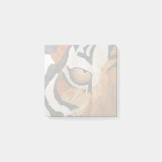 Das Auge des Tigers (Kunst Kimberlys Turnbull) Post-it Klebezettel