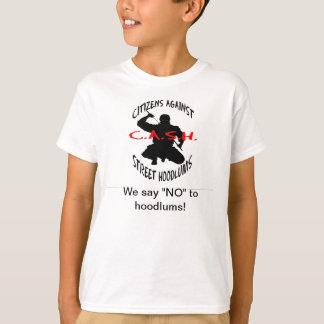 """das Bargeldlogo, sagen wir """"NEIN"""" zu den T-Shirt"""