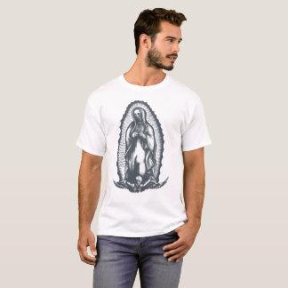 Das beurteilte Mary-Skelett-stück T-Shirt