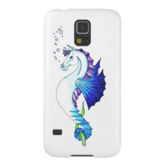 Das blaues Wasser-Pferd Hülle Fürs Galaxy S5