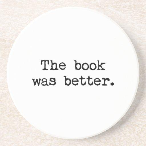 Das Buch war besser Bierdeckel