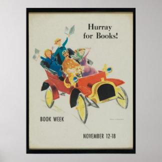 Das Buch-Wochen-Plakat 1961 Kinder Poster