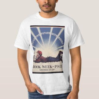 Das Buch-Wochen-T - Shirt 1943 Kinder