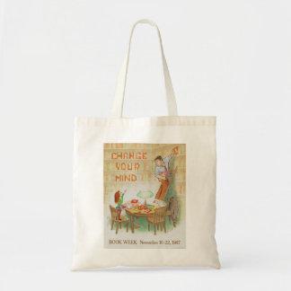Das Buch-Wochen-Tasche 1987 Kinder Tragetasche