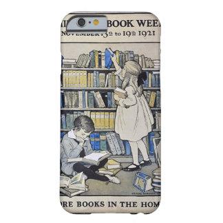 Das Buch-Wochen-Telefon-Kasten 1921 Kinder Barely There iPhone 6 Hülle