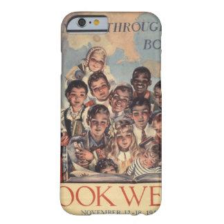 Das Buch-Wochen-Telefon-Kasten 1944 Kinder Barely There iPhone 6 Hülle