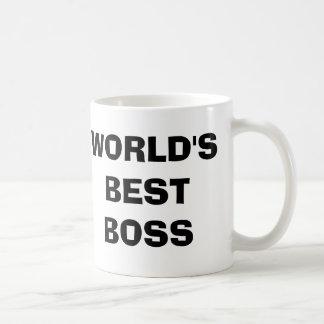 Das Büro, der Chef-Kaffee-Tasse der Welt beste Tasse
