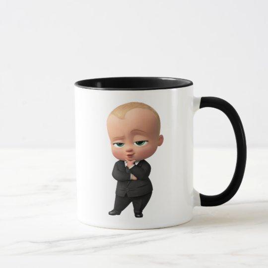 Das Chef-Baby   bin ich der Chef! Tasse