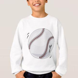 Das Chef-Baseballthema Sweatshirt