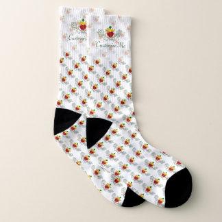 Das Claddagh (farbenreich) Socken