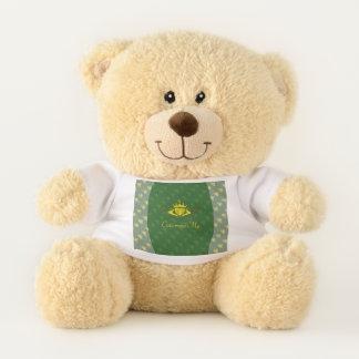 Das Claddagh (Gold) Teddybär