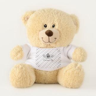 Das Claddagh (Schwarzes) Teddybär