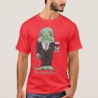 Das Codfather kundenspezifische T - Shirtkleid T-Shirt