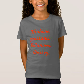 Das Crew-Shirt T-Shirt