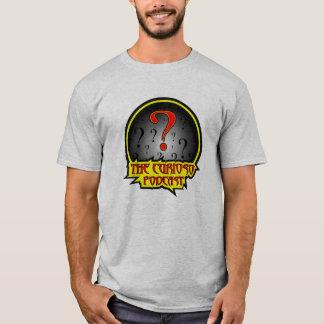 Das Curioso Podcast-Logo-Shirt T-Shirt