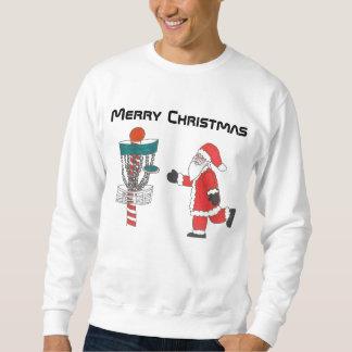 Das Discgolf hässliche Weihnachtssweatshirt Sweatshirt