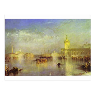 Das Dogana, San Giorgio, Citella, von den Postkarte