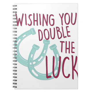 Das doppelte Glück Notizblock