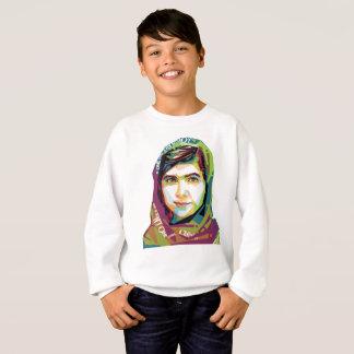 Das ein Sweatshirt des Mädchen-Jungen