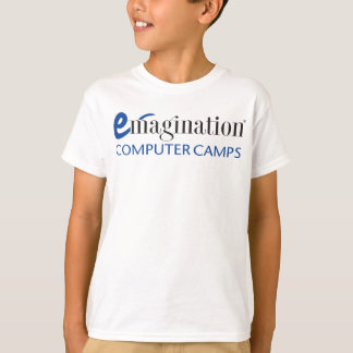 Das Emagination des Kindes Logo-T - Shirt