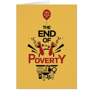 Das Ende der Armut Karte