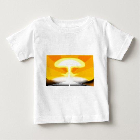 Das Ende der Straße Baby T-shirt