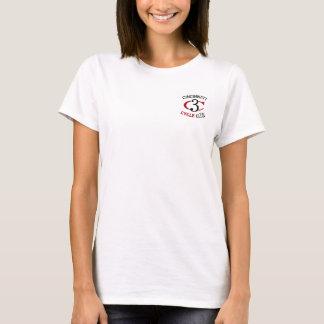 Das Fahrrad der Cincinnati-Zyklus-Verein-Frauen T-Shirt