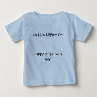 Das FanHappy des Vatis der kleinste 1. Vatertag! Hemd