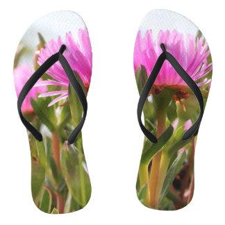 Das fantastische Blumen-Blühen drehen Reinfälle um Flip Flops