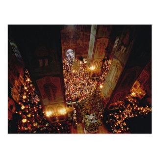 Das Fest der Annahme der Jungfrau Postkarte
