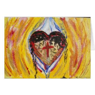 Das Feuer-Herz-Raum-Anmerkung der Raffinerie Karte