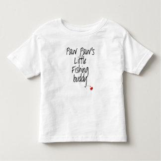 Das Fischen-Freund-Kleinkind-T - Shirt der