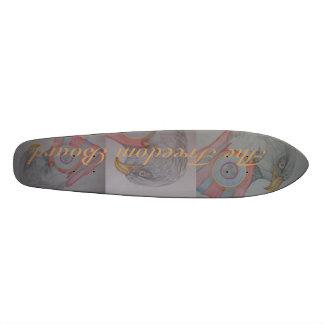 Das Freiheits-Brett Individuelle Skateboarddecks