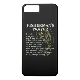 Das Gebet des Fischers iPhone 8 Plus/7 Plus Hülle