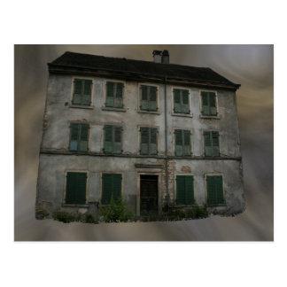 Das gekrümmte Haus, Basel, die Schweiz Postkarte