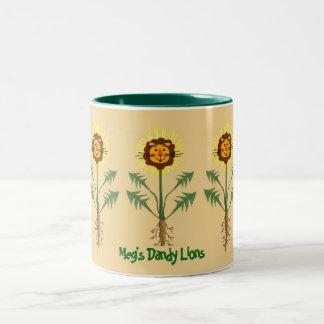 Das Geschenk-Tasse des Gärtners Zweifarbige Tasse