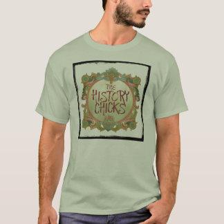 Das Geschichtsküken-Logo-Shirt, größere Grafik T-Shirt