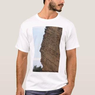 Das Gesicht von Monte Falcone, Italien T-Shirt